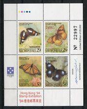 Micronesia 190, MNH, Insects  Butterflies, 1994 Hong Kong 1994. x28527