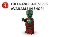 LEGO Minifigures Il mostro/Frankenstein serie 4 non aperti nuovi di fabbrica sigillata