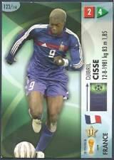 PANINI FIFA WORLD CUP-GOAAL 2006- #123-FRANCE-DJIBRIL CISSE