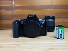 [TESTED w 10% OFF] Canon EOS 500 Film SLR Camera with 28-80mm Ultrasonic Lens