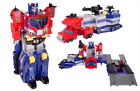 Transformers Takara Star Convoy 2005 Re-issue Powered Master Hot Rodimus MISB