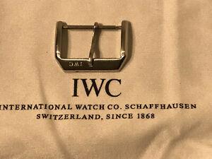 IWC Swiss Steel Dornschließe Schließe für Armband 20 mm