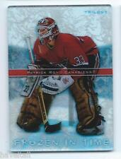 2006/07 UD Trilogy - Patrick Roy - Frozen In Time - #278/999