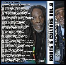 ROOTS & CULTURE VOL 8 MIX CD