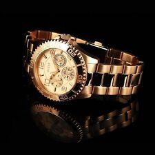 GUESS Armbanduhren aus Edelstahl mit 24-Stunden-Zifferblatt und Glanz-Finish