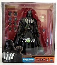 "In STOCK Medicom Toy Star Wars ""Darth Vader"" 006 MAFEX Action Figure"