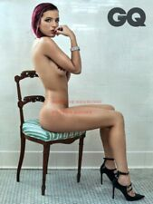 Hollywood Celebrity Photo Poster: BELLA THORNE Poster |24 inch X 36 inch| E