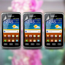 Lot 3X Clear LCD Screen Protector Guard Cover for Samsung Galaxy Xcover s5690