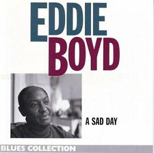 CD NEUF scellé - EDDIE BOYD - A SAD DAY -C45