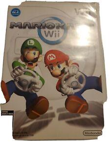 Nintendo Mario Kart Wii Games