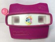 Disney Princess Viewmaster 3D Viewer