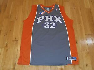 New Reebok AMARE STOUDEMIRE Alternate PHOENIX SUNS Authentic NBA Team JERSEY 52