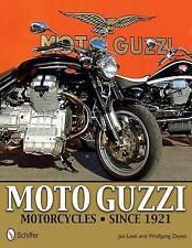 Moto Guzzi Motorcycles: Since 1921 by Jan Leek (Hardback, 2013)