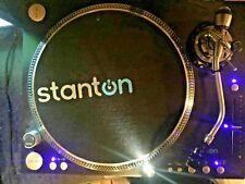 2x STANTON ST150 DJ Plattenspieler Direktantrieb Technics 1210 Killer TURNTABLE