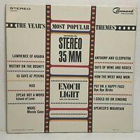 Enoch Light – 1963: The Year's Most Popular Themes: Vinyl LP Album Stereo Gate