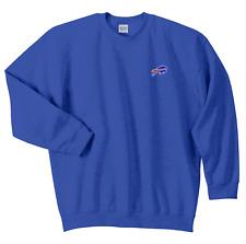 Buffalo Bills Crew Sweat Shirts Embroidered