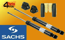 SACHS 2x REAR Shock Absorbers DAMPERS  BMW X3 04>  E83 2004- +PROTECT KIT+mounts