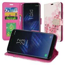 Étuis, housses et coques etuis portefeuilles multicolores Pour Samsung Galaxy S8 pour téléphone mobile et assistant personnel (PDA)