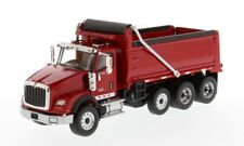 Diecast Masters 71018 International HX620 Tridem Dump - Red 1/50 MIB