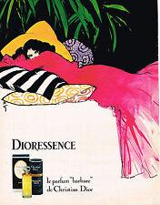 PUBLICITE ADVERTISING 094  1979  DIOR  par RENE GRUAU 2
