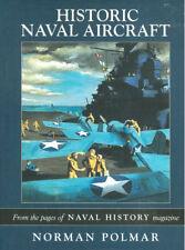 HISTORIC NAVAL AIRCRAFT HBDJ F8F PB4Y-2 OP-2E S2F HUP HK-1 AJ F7U F7F A-6E R4D