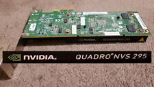 PNY NVidia Quadro NVS 295 PCIe x1 256MB GDDR3 64-bit P785 Graphics Card