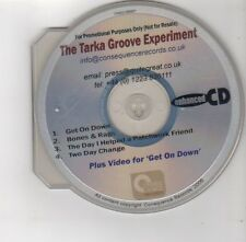 (FE654) The Tarka Groove Experiement, Get On Down - 2006 DJ CD