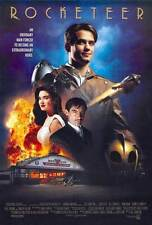 THE ROCKETEER Movie POSTER 27x40 D Billy Campbell Jennifer Connelly Alan Arkin