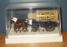 Lledo RDP Special Series Speciality Vans Horsedrawn Van James Stiff & Sons