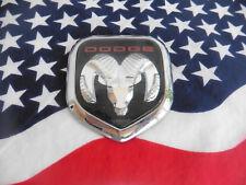 US EMBLEM DODGE RAM WIDDER PICKUP CHRYSLER Auto Car Badge Emblem Modell Typ USA