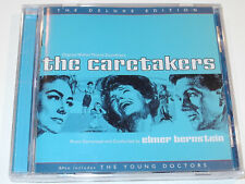 Elmer Bernstein THE CARETAKERS and THE YOUNG DOCTORS Soundtrack CD New Sealed