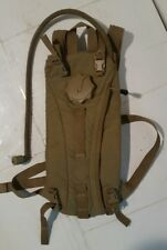 USMC Source WXP Tactical 3L 100oz HYDRATION PACK Complete BLADDER Coyote USED
