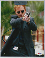 David Caruso Autograph 8x10 Photo Leaf Pop Century PSA/DNA CSI Miami NYPD Blue