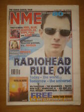 NME 1997 JUN 21 RADIOHEAD TRAVIS WELLER U2 BJORK BLUR