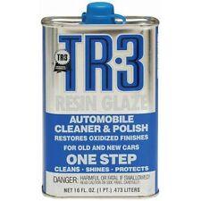 TR-3 Resin Glaze Wax - Car Cleaner & Polisher Extra Shines 16 oz by Blue Magic