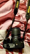 Nikon D3500 24.2MP with 18-55mm VR  & AFS 50mm 1:1.8 G Lens Kit DSLR Camera