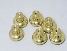 Solid Brass Traditional Solid Kitchen Bath Cabinet Knob Drawer Handle