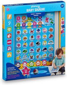 ⭐⭐⭐ NIB WowWee Pinkfong Baby Shark Tablet - Educational Preschool Toy ⭐⭐⭐