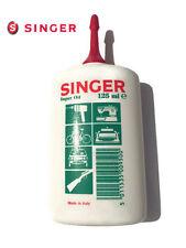 SINGER DOMESTIC SEWING MACHINE OIL SUPER FINE QUALITY 125ml BOTTLE OIL