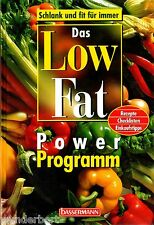 *- Das LOW Fat POWER Programm - Simone HARLAND HC (1998)