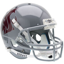 WASHINGTON STATE COUGARS SCHUTT XP FULL SIZE REPLICA FOOTBALL HELMET