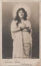 POSTCARD  ACTRESSES  Maud Jeffries
