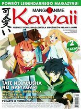 Kawaii Manga Anime 4/2019 Magazyn o mandze i anime