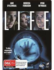 Life (Dvd) Horror Sci-Fi Thriller Jake Gyllenhaal Rebecca Ferguson Ryan Reynolds