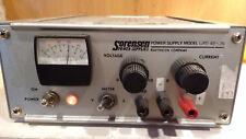 Sorensen DC Power Supply Model QRD 40-.75, 40VDC, 0.75A Power Supply