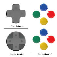 New D-Pad Button Cap Set for Nintendo Switch Joy-con HT