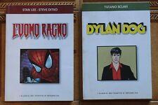 Dylan Dog - Uomo Ragno i Classici del fumetto di Repubblica