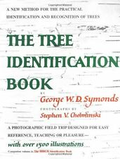 Tree Identification Book : A New Method for the Practical Identification and Rec