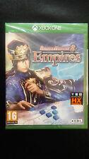 Dynasty Warriors 8 Empires EDIZIONE ITALIANA  GIOCO IN INGLESE Xbox ONE SIGILLAT