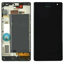 Original LCD Display Touch Screen Digitizer with Frame For Nokia Lumia 730 735